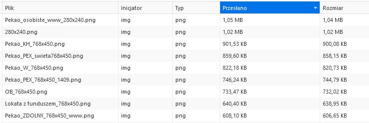 optymalizacja obrazków - przykład